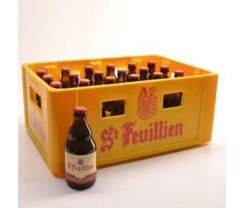 St Feuillien Braun Bier Discount (-10%)
