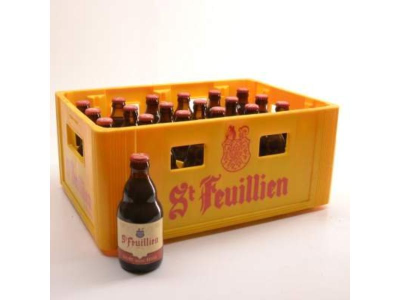 St Feuillien Bruin Bierkorting