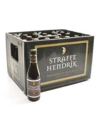 24 FLESSEN    l-------l Straffe Hendrik 11 Quadrupel Bierkorting (-10%)