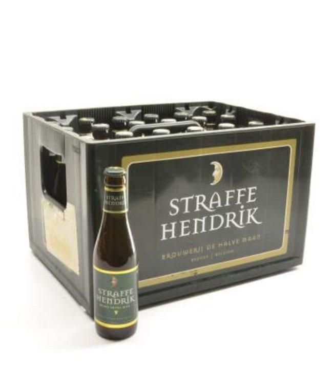 24 FLESSEN    l-------l Straffe Hendrik 9 Tripel Bierkorting (-10%)