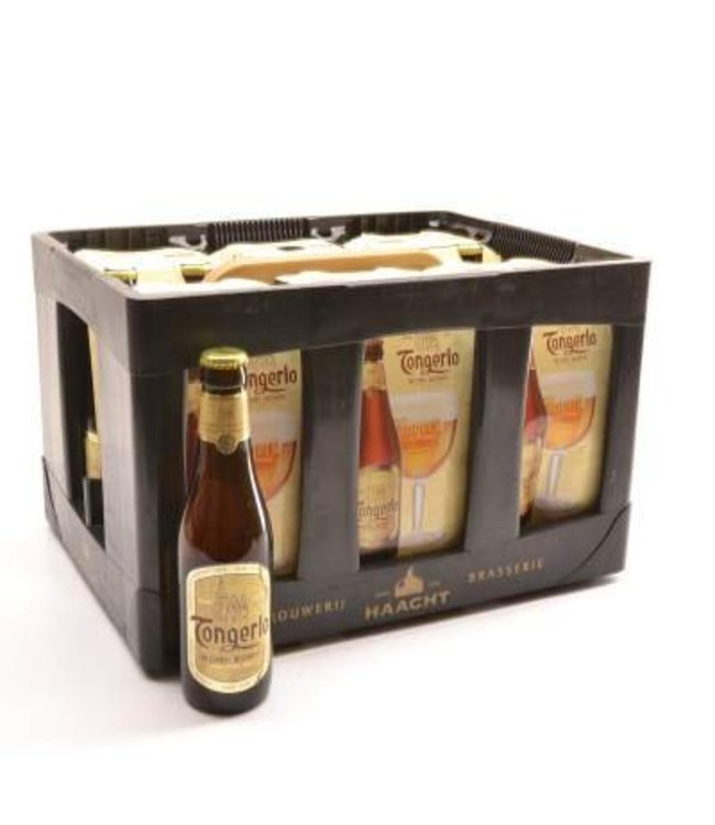 24 FLESSEN    l-------l Tongerlo Blonde Reduction de Biere (-10%)