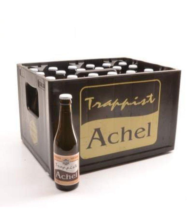 24 FLESSEN    l-------l Trappist Achel Blond Bierkorting (-10%)