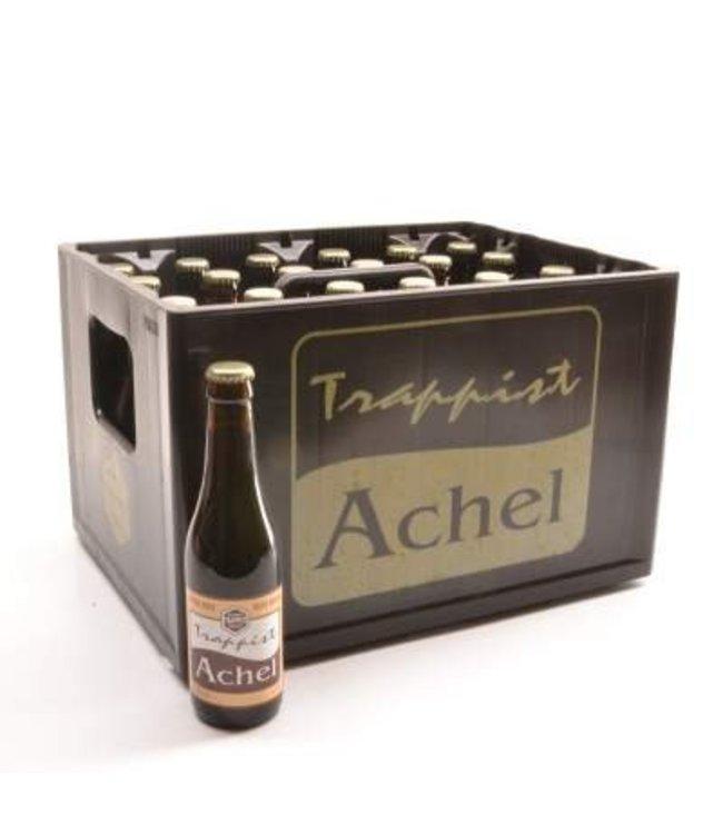 24 FLESSEN    l-------l Trappist Achel Bruin Bierkorting (-10%)