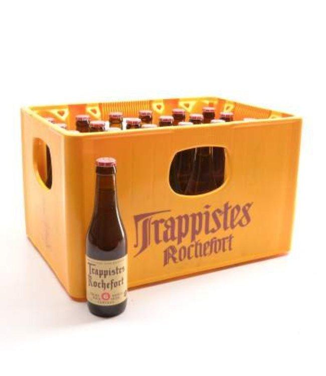 24 FLESSEN    l-------l Trappistes Rochefort 6 Bierkorting (-10%)