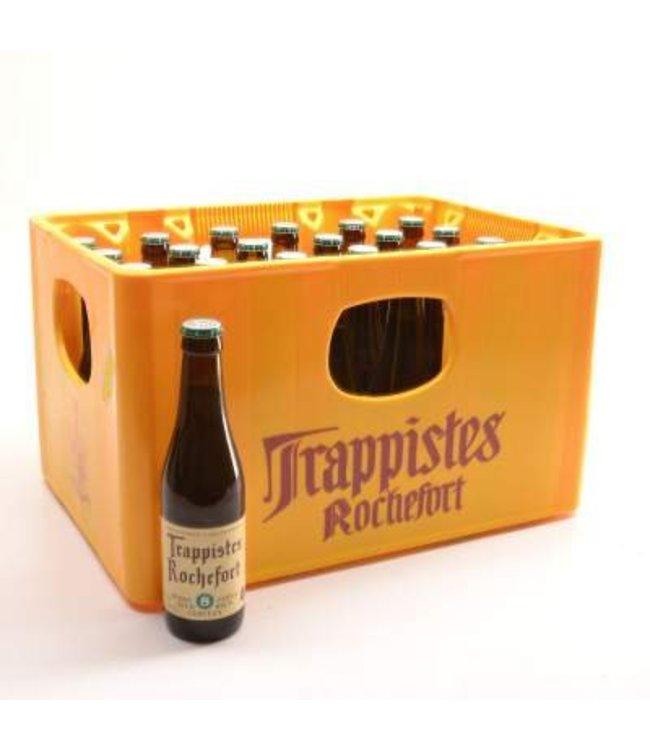 24 FLESSEN    l-------l Trappistes Rochefort 8 Bierkorting (-10%)