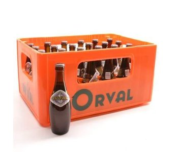 Trappist Orval Bierkorting (-10%)