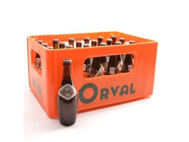 MA 24x Trappist Orval Bier Discount