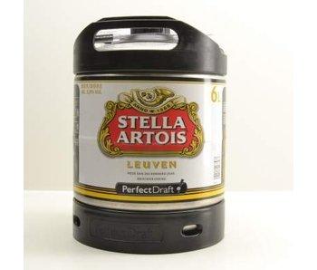Stella Artois Perfect Draft Keg - 6l