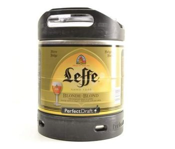 Leffe Blonde Perfect Draft Keg - 6l