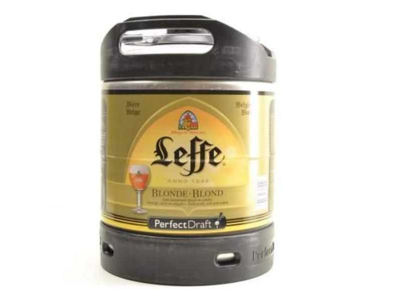 MF Leffe Blonde Perfect Draft Keg
