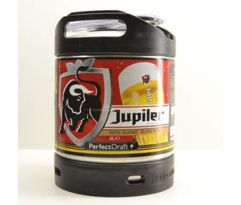 Jupiler Perfect Draft fass - 6l