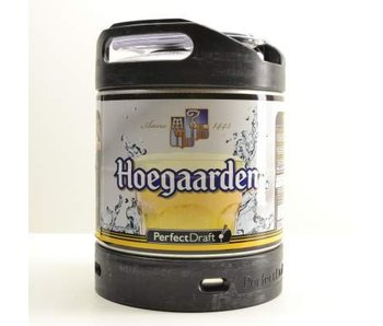 Hoegaarden Perfect Draft Keg - 6l