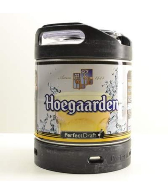 Hoegaarden Perfect Draft vat - 6l