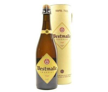Westmalle Tripel Bier Geschenk (75cl + koker)