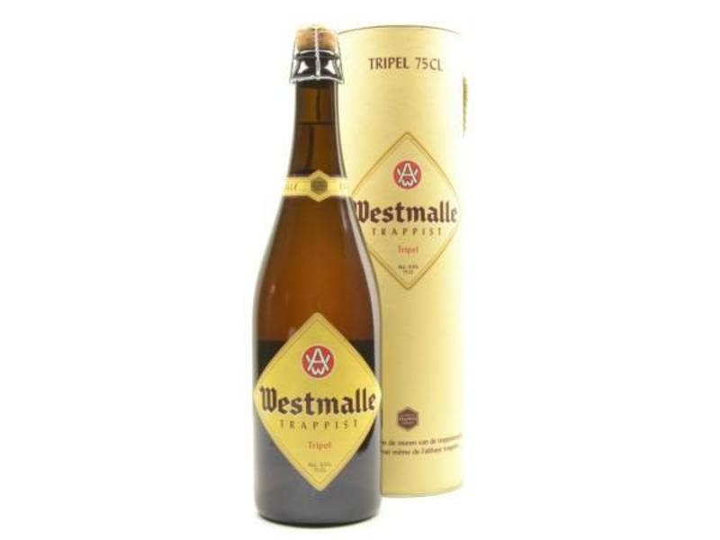 MG Westmalle Tripel Bier Geschenk