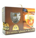 MG Leffe Gift Pack (4x33cl + 2xgl)