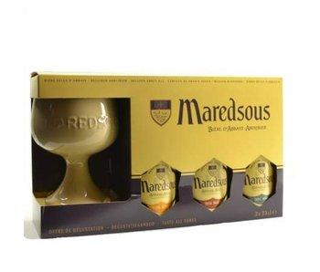 Maredsous Bier Geschenk (Kelch)