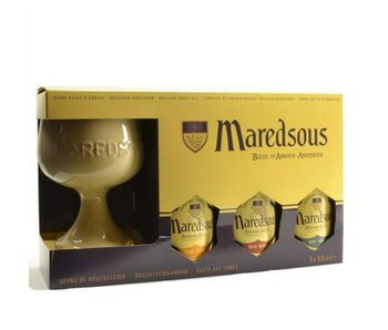 Maredsous Gift Pack (goblet)