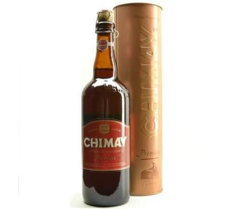 Chimay Premiere (Rot) Bier Geschenk