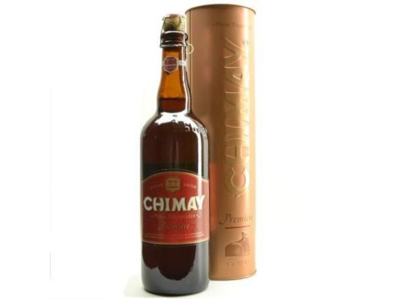 MG / STUK Coffret cadeau Chimay Rouge (Premiere)