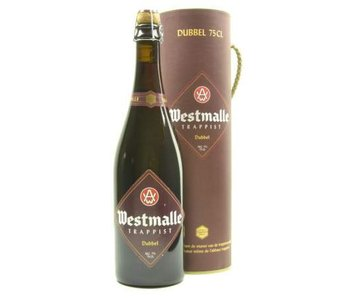 Westmalle Trappist Double Gift Pack (75cl + koker)