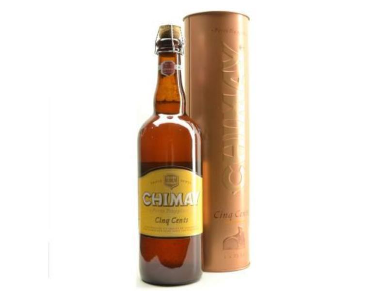 C Chimay Weiss Bier Geschenk
