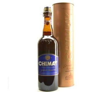Coffret cadeau Chimay Bleu