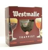 MG / STUK Westmalle Bier Geschenk (4x33cl + 2xgl)