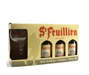 Coffret cadeau St Feuillien