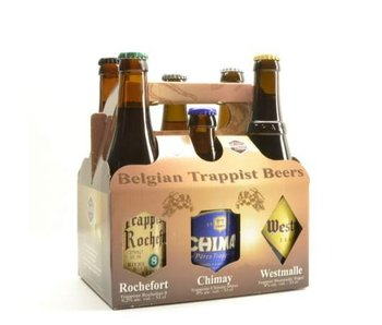 Belgian Trappist Beers Gift Pack