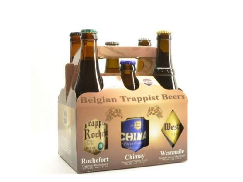 C Coffret cadeau Trappistes Belges