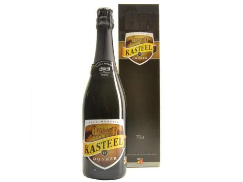 Mag Gift // Kasteel Donker Biergeschenk
