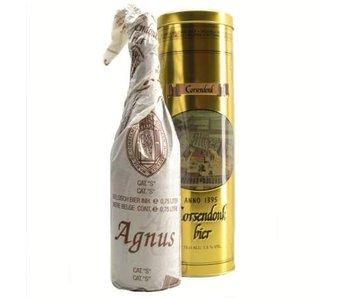 Corsendonk Agnus Bier Geschenk (75cl + koker)