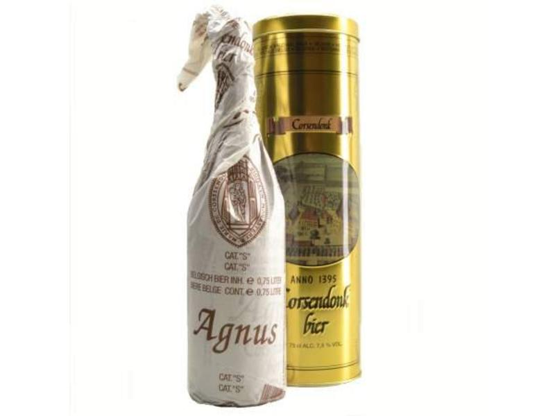 MG / STUK Coffret cadeau Corsendonk Agnus