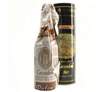 Coffret cadeau Corsendonk Pater (75cl + koker)