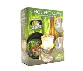 Chouffe Coffee Liquor Gift Pack
