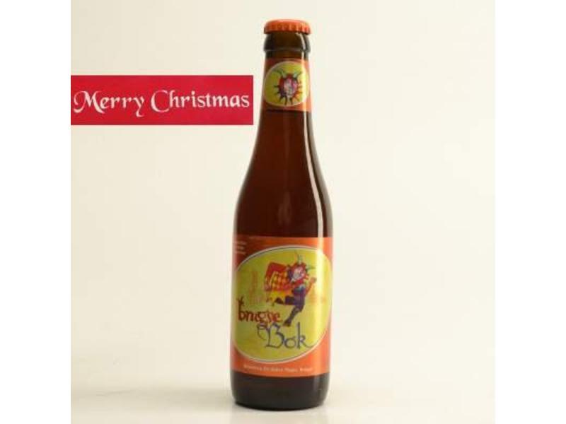 Brugse Zot Bok Weihnachtsbier