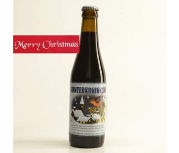 Bink Winterkoninkske Weihnachtsbier - 33cl