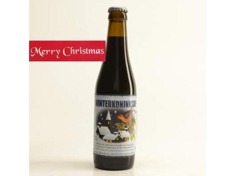 WZ / FLES Bink Winterkoninkske Weihnachtsbier