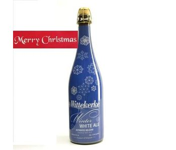 Wittekerke Winter White Kerstbier - 75cl