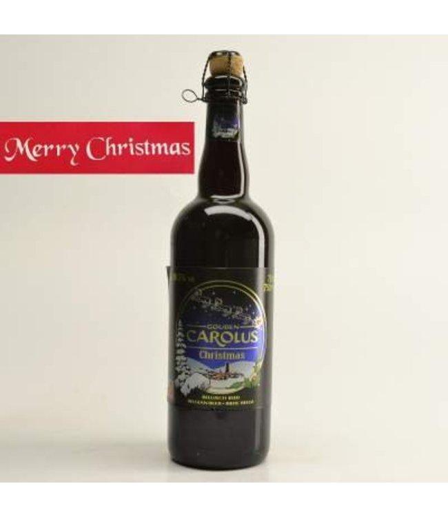 Gouden Carolus Christmas - 75cl