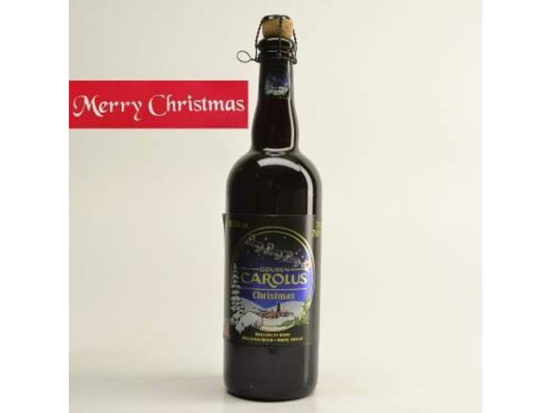 WZ / FLES Gouden Carolus Weihnacht