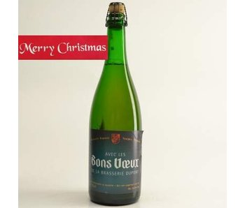 Bons Voeux Weihnachtsbier - 75cl
