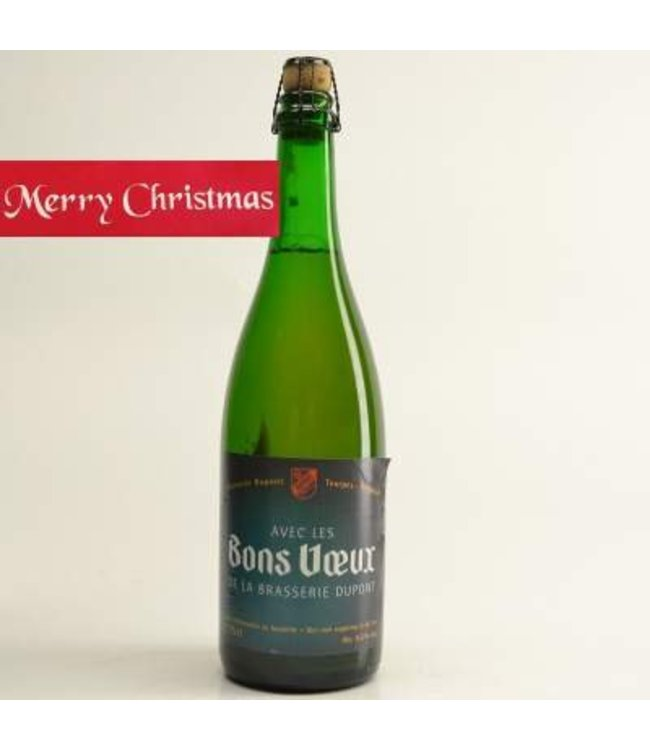 Bons Voeux Kerstbier - 75cl