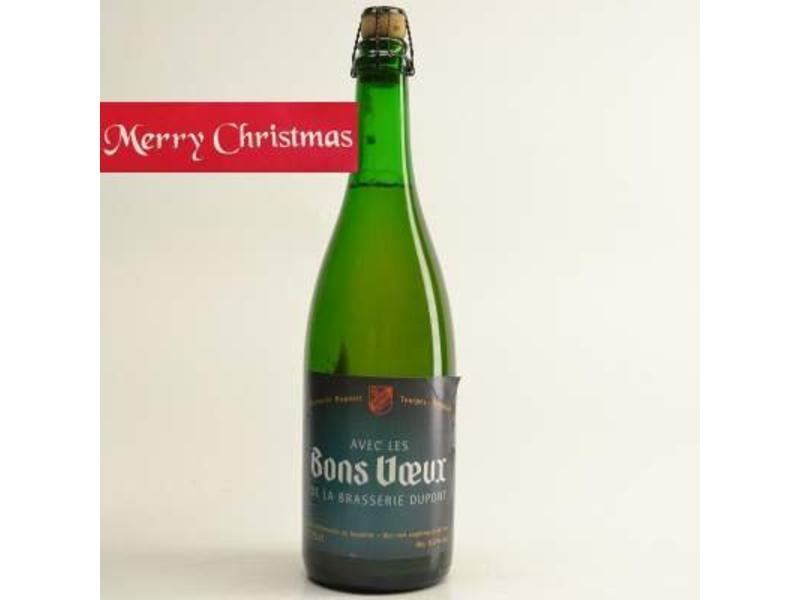 WZ Bons Voeux Weihnachtsbier