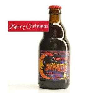 Slaapmutske Weihnachtsbier - 33cl