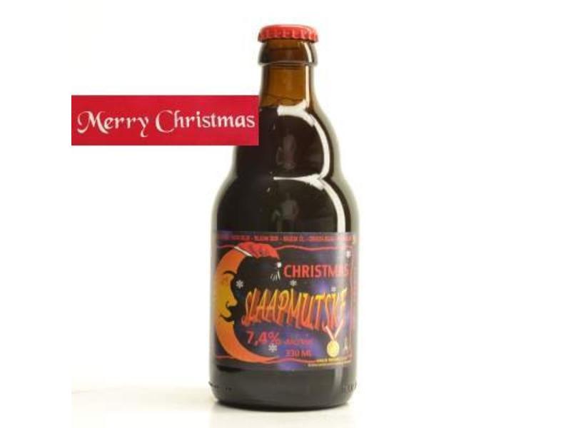 WZ Slaapmutske Christmas