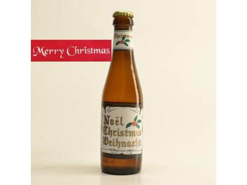 WZ Christmas Verhaeghe Weihnachtsbier
