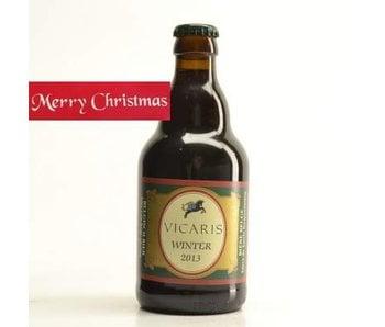 Vicaris Winter Weihnachtsbier - 33cl