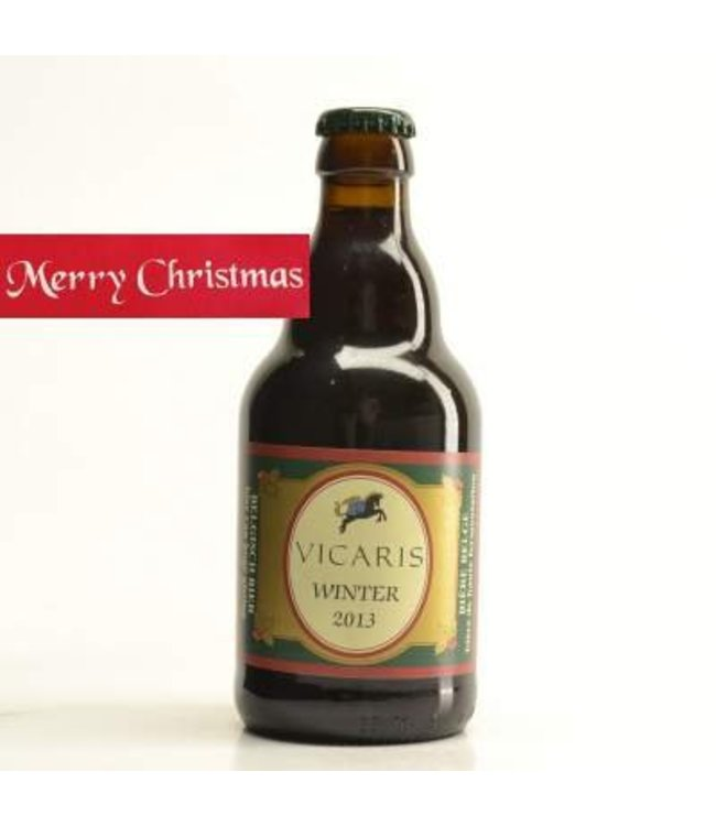 Vicaris Winter Kerstbier - 33cl
